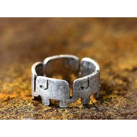 Lucky Elephant Ring