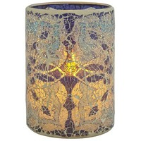 Oceans® Mosaic LED Candle