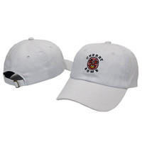 Odd Future Cherry Bomb White Dad Hat