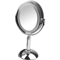 Perfect Touch Lighted Oval Mirror