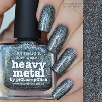 Picture Polish Heavy Metal Nail Polish