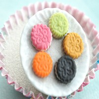 cookie sandwich plate ring