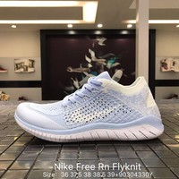 """Nike Free Rn Flyknit 5.0""  Sport Casual Fly Knit Sneakers Running Shoes"