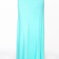 Jersey Maxi Skirt - LoveCulture