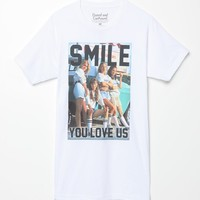 PacSun Dazed & Confused T-Shirt - Mens Tee - White
