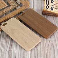 Metal Aluminum Frame + Leather Back Cover Phone Cases Bags Protector for Apple iphone 5/5s/6/6s/Plus