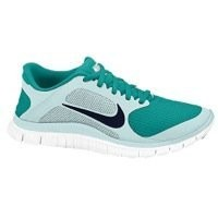 Nike Free 4.0 V3 For Wome's Green Color (5.5)