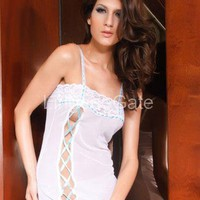 Chapel Of Love Chemise Babydoll from LingerieGate