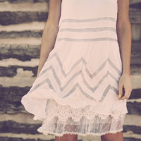 Tiered Lace Dress Extender