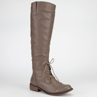DIRTY LAUNDRY Camp Fire Womens Boots | Boots