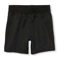 Toddler Boys PLACE Sport Solid Basketball Shorts | The Children's Place