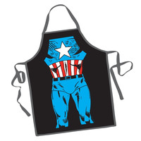 Marvel Captain America Be The Hero Apron