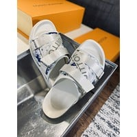 lv men fashion boots fashionable casual leather breathable sneakers running shoes 9