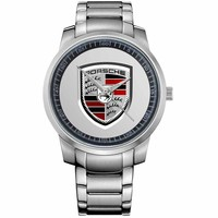 PORSCHE Metal Watch
