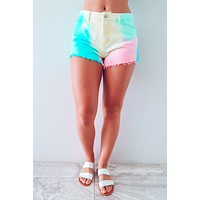 On A Roll Shorts: Multi