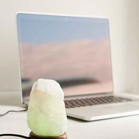 Himalayan Salt White Mini Lamp