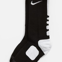 Boy's Nike 'Elite Basketball' Crew Socks (Boys)