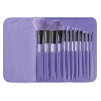 Brush Affair Collection 12 Brush Set in Orchid