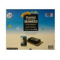 Jayone Seaweed, Roasted and Lightly Salted, 24 Count
