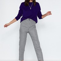 We Hound Love Houndstooth Pants