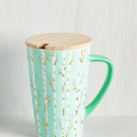 Steep of Faith Mug in Birch Tree by ModCloth