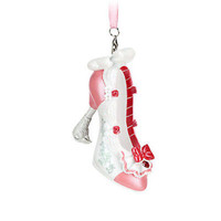 disney parks mary poppins shoe christmas ornament new with tag