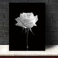 Canvas Painting Wall Art Picture Modern home decor Print on flowers Wall Picture print  for living room Art Decorations no frame
