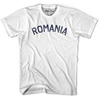 Romania City Vintage T-shirt