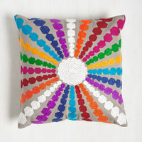 Ray of Bright Pillow Size NS by Karma Living from ModCloth