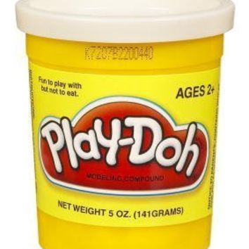 Play-Doh PlayDoh Single Can -White 23845
