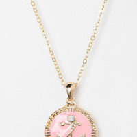Urban Outfitters - Newport Nautical Charm Necklace