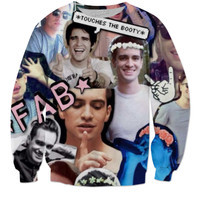 Brendon Urie Collage Sweater