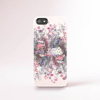 Designer iPhone 6 Case Floral iPhone 6 Plus Case Floral iPhone Cases Fashion Accessories Summer iPhone Case Pink Ombre iPhone Case