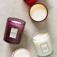 Voluspa Limited Edition Boxed Candle