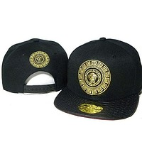 Versace Women Men Embroidery Sports Sun Hat Baseball Cap Hat