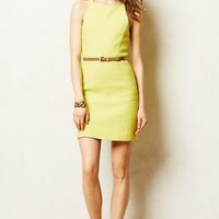 Correze Sheath by 4.collective Yellow