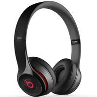 Beats by Dre Solo 2.0 Headphones - Mens Headphones - Black - NOSZ