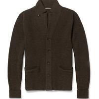 Christophe Lemaire - Yak and Wool-Blend Cardigan | MR PORTER