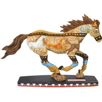 Westland Giftware Horse of a Different Color Resin Figurine, 6.75-Inch, Run Thoroughbred