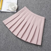 2018 NEW Women's Tennis Skirts Badminton Volleyball Running Cheering Beach Sports