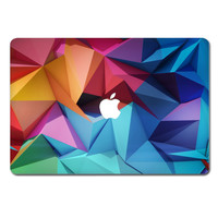 """Color Abstract Notebook Vinyl Decal Laptop Skin Top Sticker For Macbook Air 11""""13"""" Retina Pro 13""""15""""New Mac12"""
