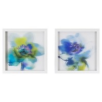 2 Pack Print on Glass 12x12: Target