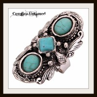 COWGIRL GYPSY RING Turquoise N Tibetan Silver Large Cocktail Western Ring, silver ring, cocktail ring, western jewelry, turquoise jewelry, cowgirl jewelry, silver jewelry , wholsale western jewelry, wholesale cowgirl jewelry, ring
