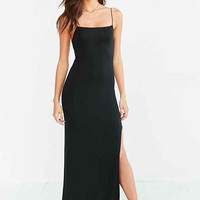 Silence + Noise Posh Knit Maxi Dress