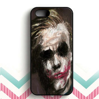 Joker graph iPhone 5 and  5s case