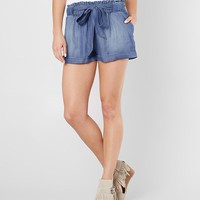 SNEAK PEEK CHAMBRAY SHORT