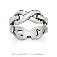Infinity Band from James Avery