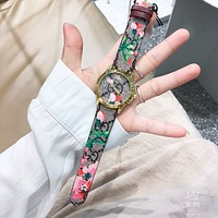 fashion Fashion Quartz  Classic mechanical watch diamond men and women waterproof quartz watch