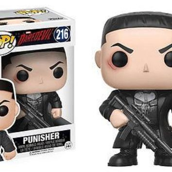 Funko POP Marvel: Daredevil TV Punisher