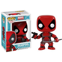 Deadpool Pop Heroes Bobble-Head Vinyl Figure